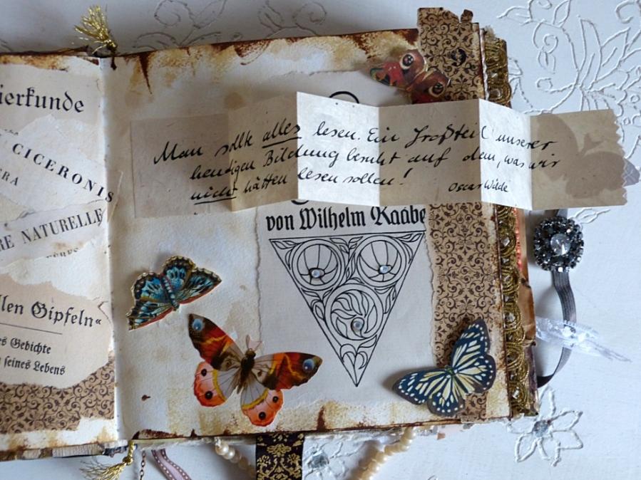 Buchprojekt: die Seiten Teil 2 – Book Project: the PagesPart2