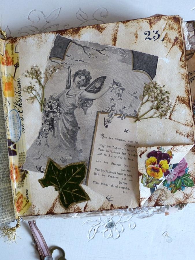 Buchprojekt: die Seiten, Teil 10 – Book Project: the Pages, Part10