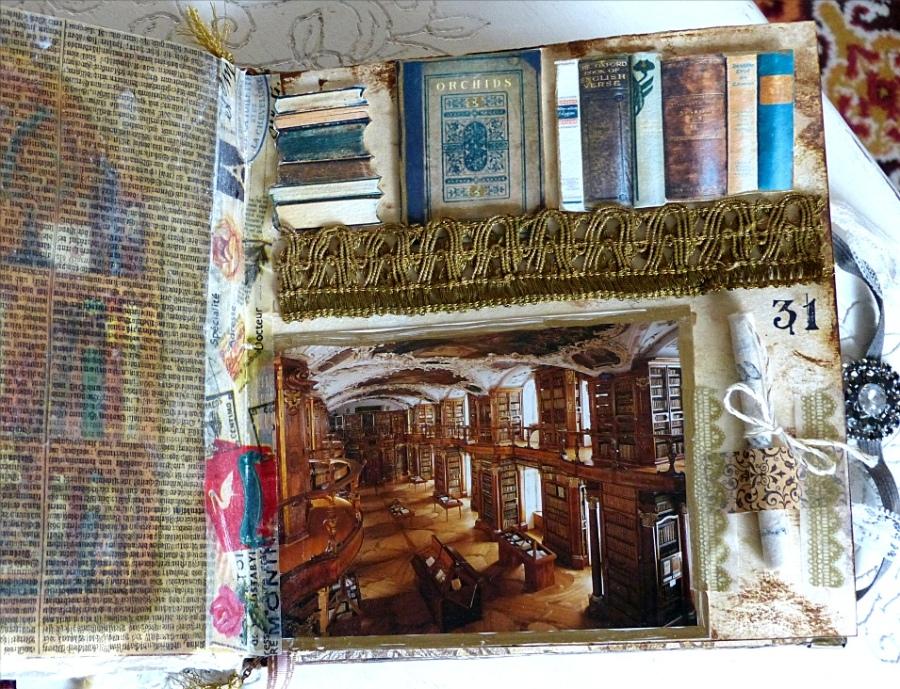 Buchprojekt: die Seiten, Teil 12 – Book Project: the Pages, part12