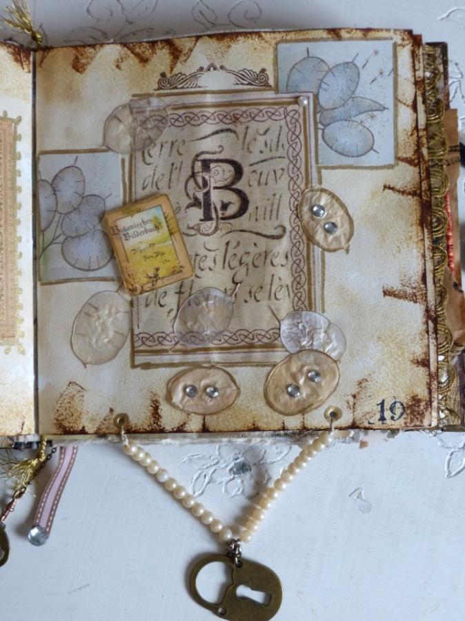 Buchprojekt: die Seiten, Teil 8 – Book Project: the Pages, Part8