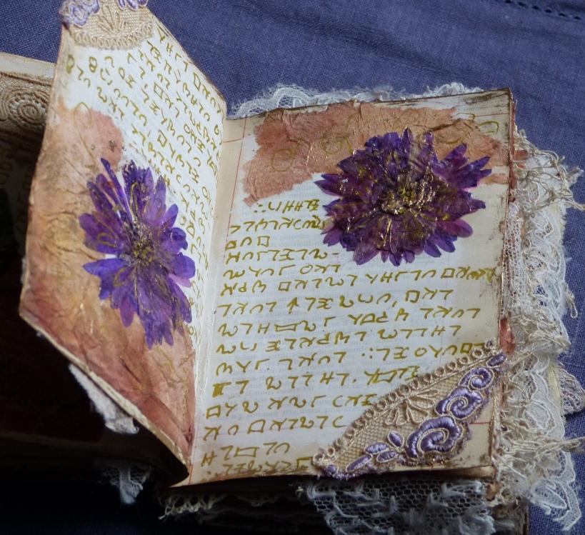Ein kleines Büchlein – A LittleBook