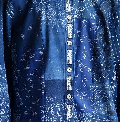 Blau und Weiss – Blue andwhite