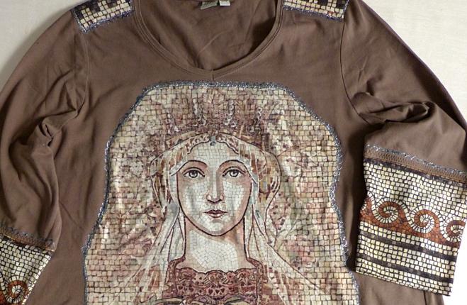 Verwandeltes T-Shirt -A RefashionedShirt