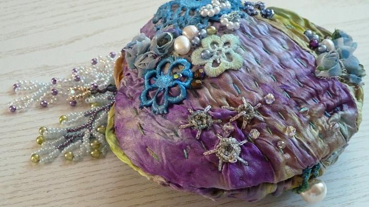 Ein Meerjungfrauen-Täschchen – A Mermaid'sPurse