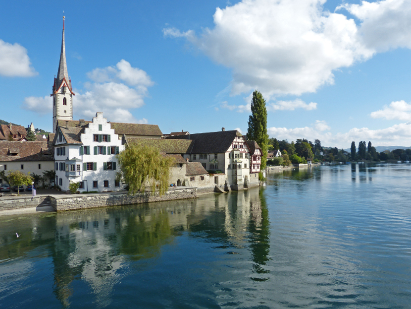 Malerisches Stein am Rhein – The Picturesque Town of Stein am Rhein