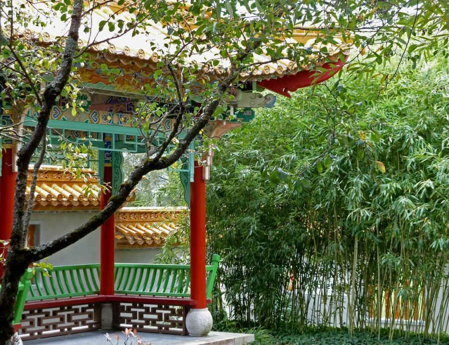 Der China-Garten in Zürich – The Chinese Garden inZurich