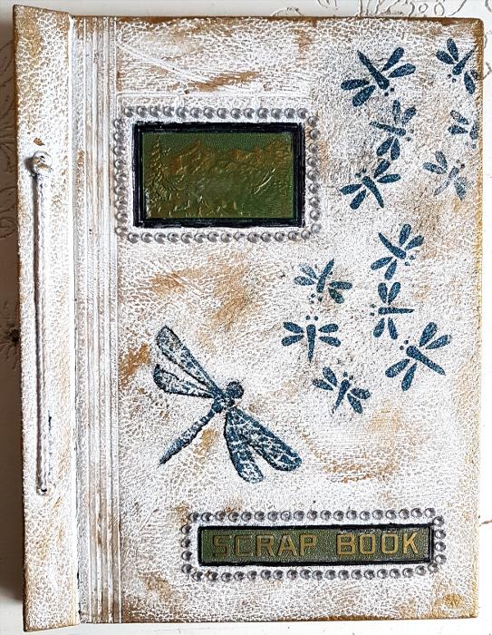 Ein altes Scrapbook – A VintageScrapbook