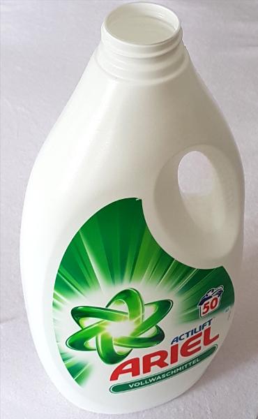 Ideen für leere Waschmittelflaschen – Ideas For Empty Liquid DetergentBottles