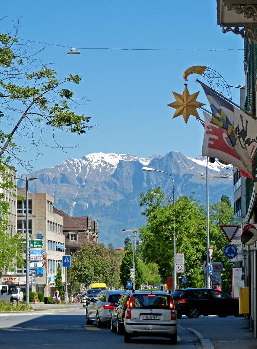Ein kurzer Besuch in Chur – A Short Stay inChur
