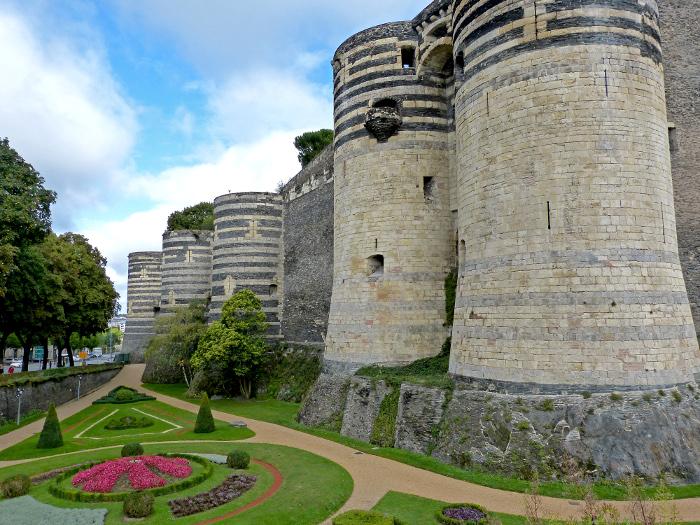 Das Schloss von Angers – The AngersCastle