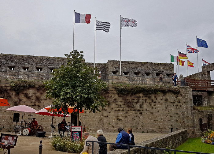 "Concarneau: ""Ville Close"""
