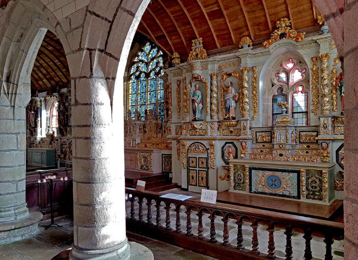 St.Marie du Menez Hom1