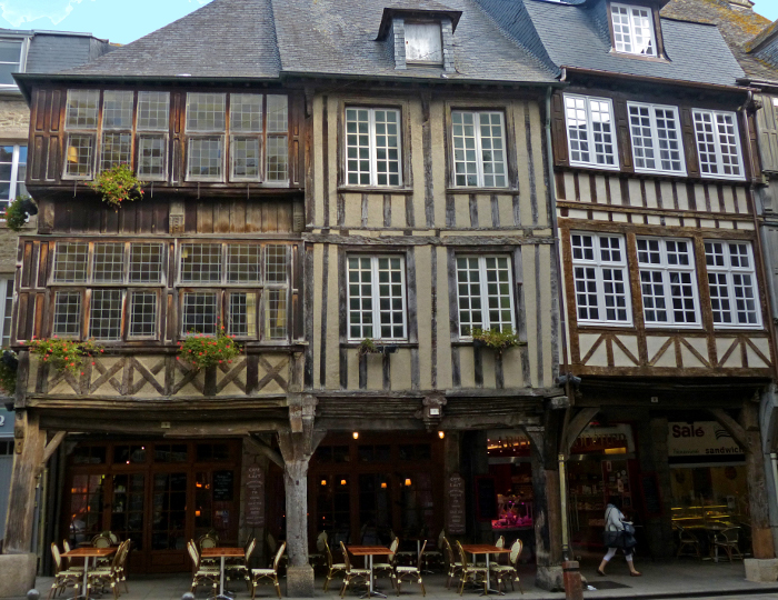 Ein Tag in Dinan – A Day in Dinan