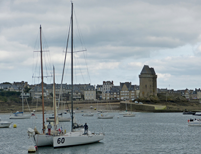 St. Malo mit Bootstour – A Boat Trip in St. Malo