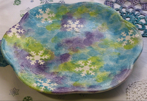 Handbemaltes Porzellan – Handpainted China