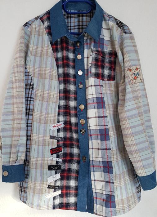 Lässiger Begleiter zu Jeans: ein Hemd aus Karostoffen – A Casual Shirt From CheckeredFabrics