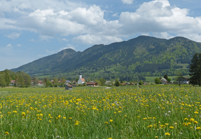 Frühlingswanderung im Allgäu – A Spring Hiking Tour In the AllgäuRegion