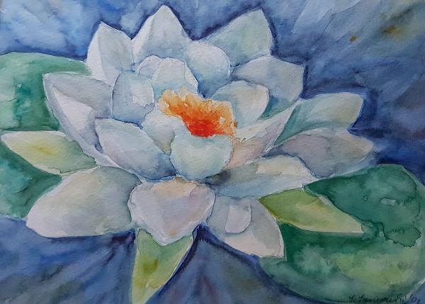 Aquarellblüten1
