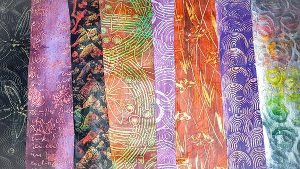 Kleisterpapier-Variationen – Paste PaperVariations