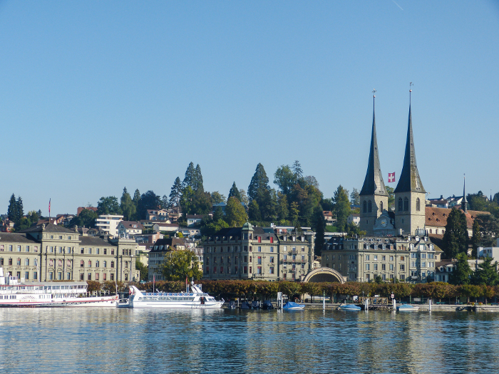 Spaziergang durch Luzern – A Walk inLucerne