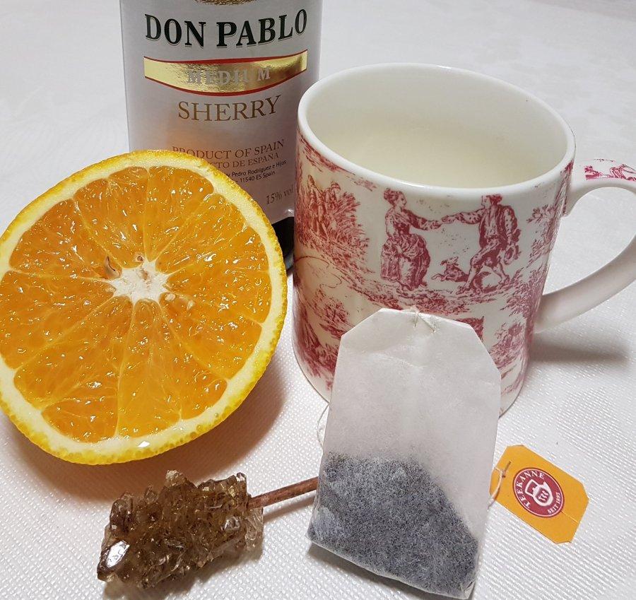Getränk zum Wärmen – A Drink to Warm YouUp
