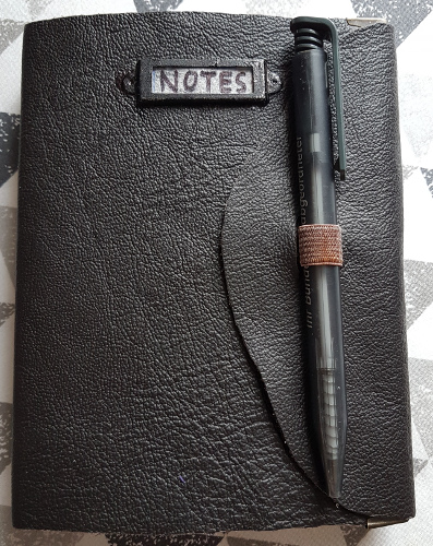 Notizbuch für den Mann – A Notebook for Men