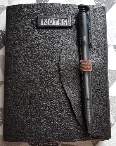 Notizbuch für den Mann – A Notebook forMen