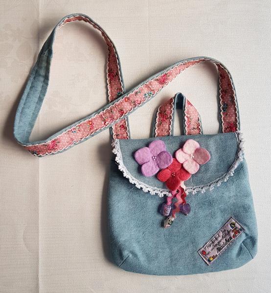 Tasche für ein kleines Mädchen – Bag for a LittleGirl
