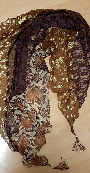 Ein zarter Schal – A DelicateScarf