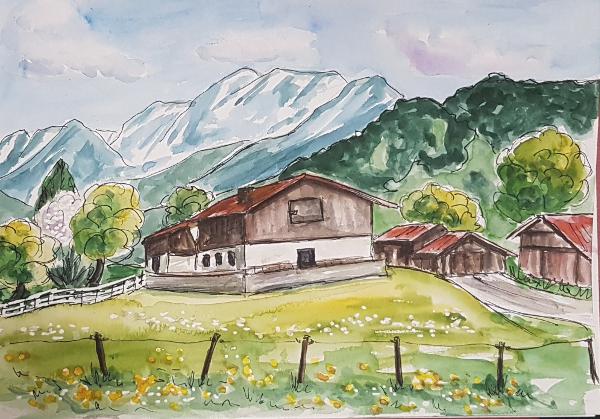 Frühling im Allgäu – Spring in the AllgäuRegion