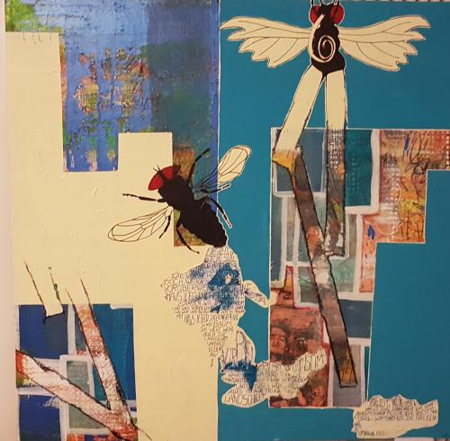Eine Kunstausstellung – AnExhibition