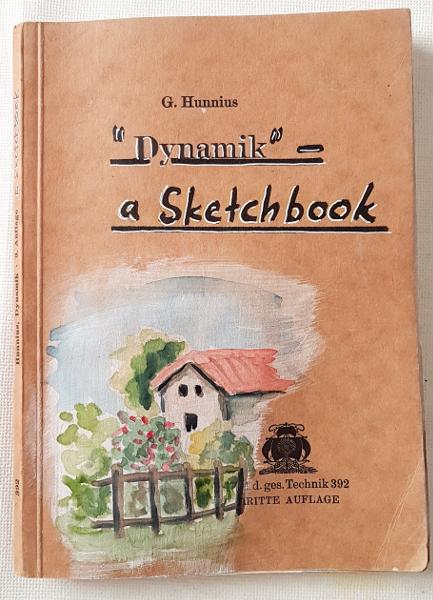 Ein außergewöhnliches Sketchbuch – An UnusualSketchbook