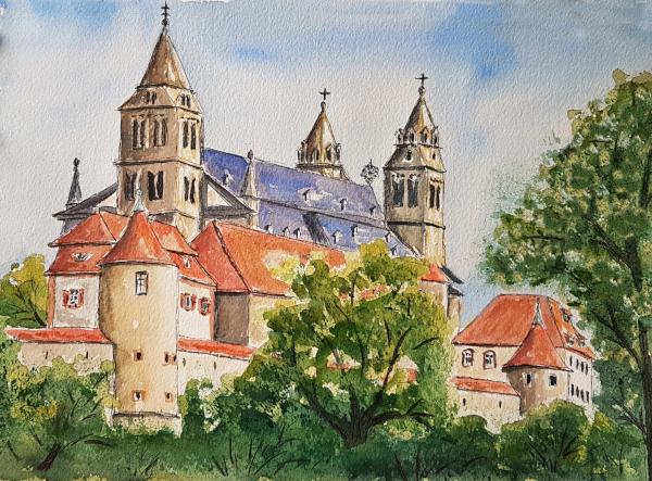 Kloster Großcomburg – The Monastery ofGroßcomburg