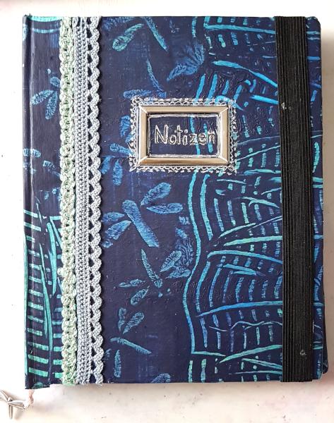 Zwei handgebundene Notizbücher – Two HandmadeJournals
