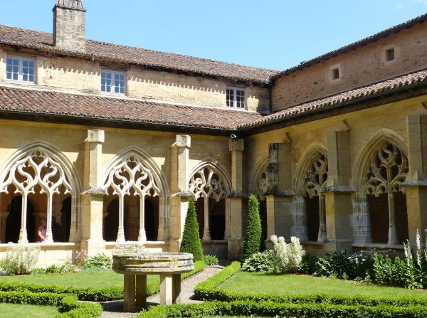 Das Kloster von Cadouin – The Monastery ofCadouin