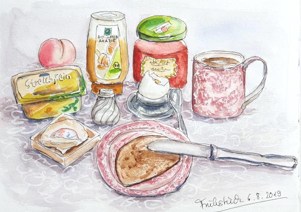 Ein gemütliches Frühstück – A SlowBreakfast