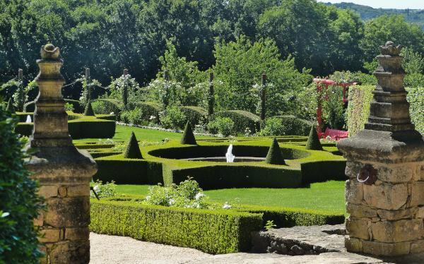 Der Garten von Eyrignac – The EyrignacGardens