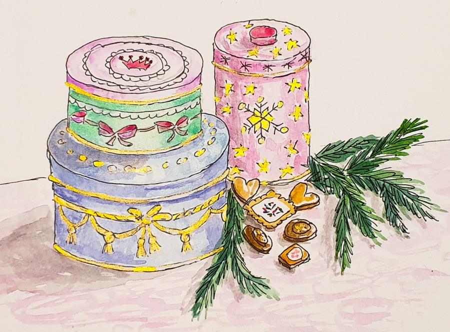 Plätzchendosen – CookieCans