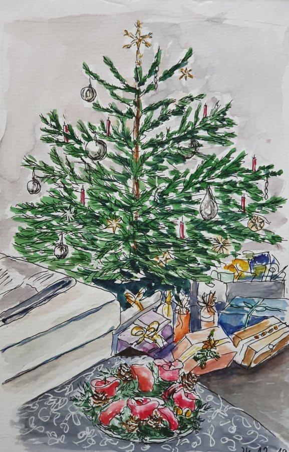 Frohe Weihnachten! – MerryChristmas!