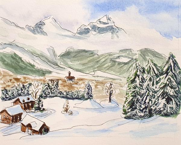 Berglandschaften – AlpineLandscapes