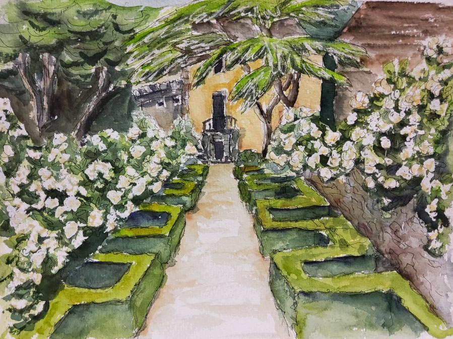 Rosengarten – RoseGarden