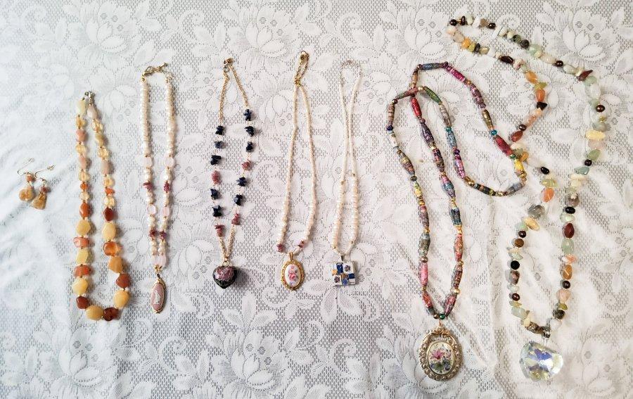 Handgemachte Ketten – HandmadeNecklaces